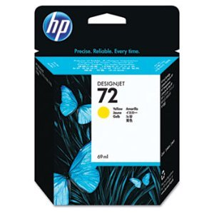 HP C9400A Yellow Ink Cartridge