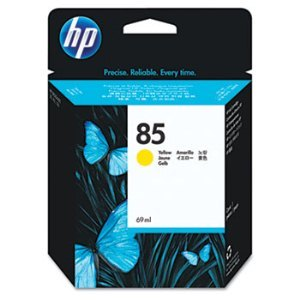 HP C9427A Yellow Ink Cartridge