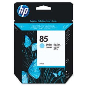 HP C9428A Light Cyan Ink Cartridge