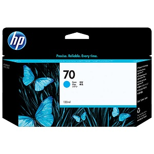 HP C9452A Cyan Ink Cartridge