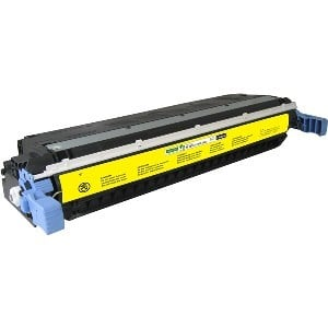 Premium Compatible C9732A Yellow Toner Cartridge
