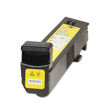 Premium Compatible CB382A Yellow Toner Cartridge