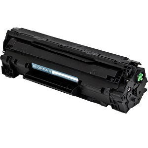 Compatible HP CB436A Black Toner Cartridge