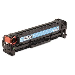 Compatible HP CC531A Cyan Toner Cartridge