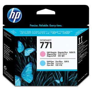 HP CE019A Printheads
