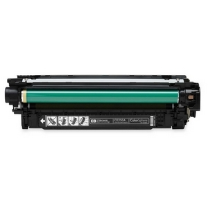 Compatible HP CE250A Black Toner Cartridge