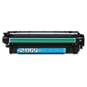 Premium Compatible CE251A Cyan Toner Cartridge
