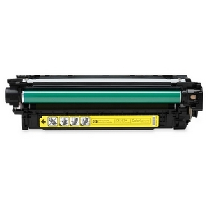 Premium Compatible CE252A Yellow Toner Cartridge