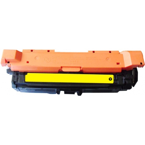 Premium Compatible CE262A Yellow Toner Cartridge