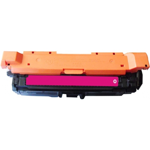 Premium Compatible CE263A Magenta Toner Cartridge