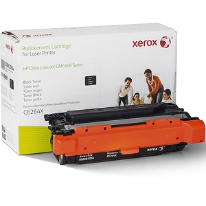 Premium Compatible CE264X Black Toner Cartridge