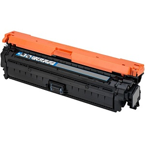 Compatible HP CE271A Cyan Toner Cartridge