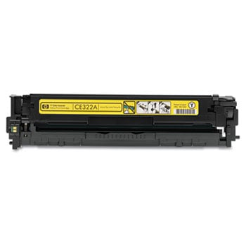 Premium Compatible CE322A Yellow Toner Cartridge