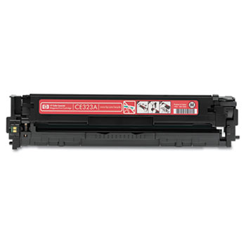 Premium Compatible CE323A Magenta Toner Cartridge