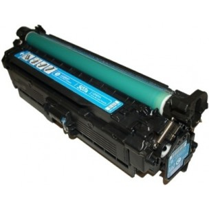 Premium Compatible CE401A Cyan Toner Cartridge