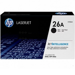 HP CF226A Black Toner Cartridge