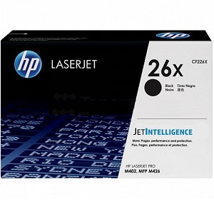 HP CF226X Black Toner Cartridge