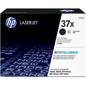 HP CF237X Black Toner Cartridge