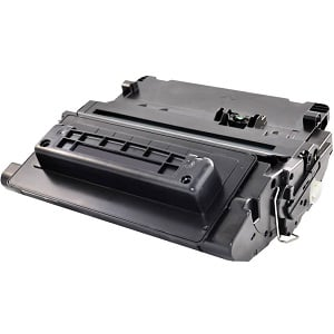 Premium Compatible CF281A Black Toner Cartridge