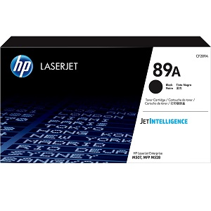 HP CF289A Black Toner Cartridge