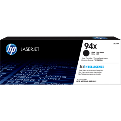 HP CF294X Black Toner Cartridge