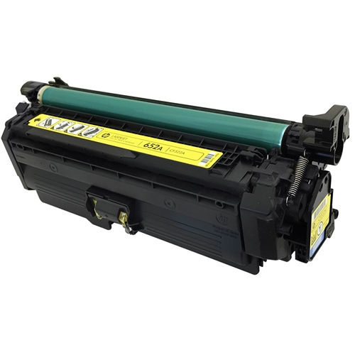 Premium Compatible CF322A Yellow Toner Cartridge