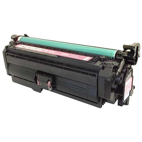 Premium Compatible CF333A Magenta Toner Cartridge
