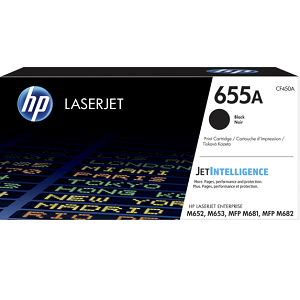 HP CF450A Black Toner Cartridge