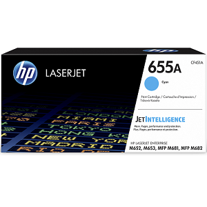 HP CF451A Cyan Toner Cartridge