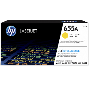 HP CF452A Yellow Toner Cartridge