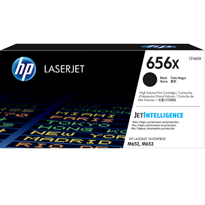HP CF460X Black Toner Cartridge