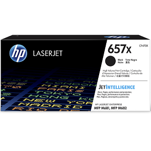 HP CF470X Black Toner Cartridge