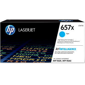 HP CF471X Cyan Toner Cartridge