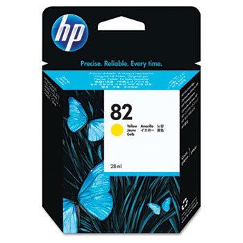 HP CH568A Yellow Ink Cartridge