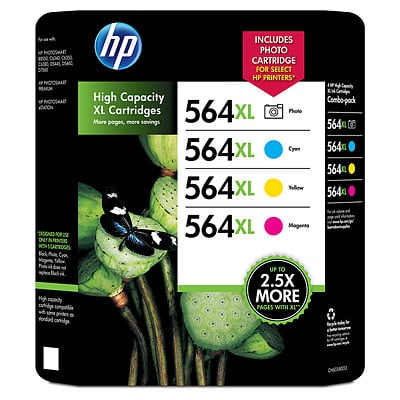 HP CH603BN Combo Pack