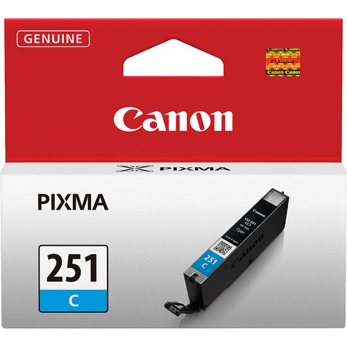 Canon CLI-251C Cyan Ink Cartridge