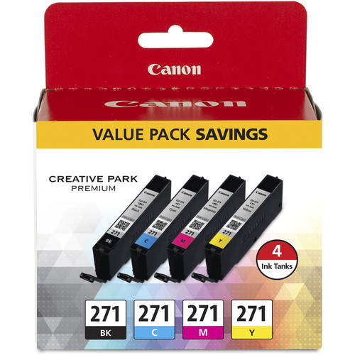 Canon CLI-271 Value Pack