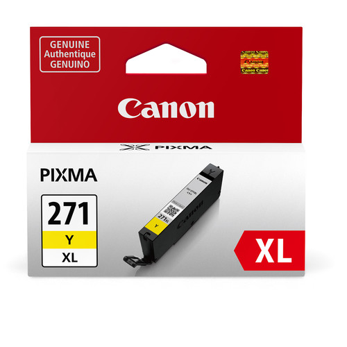 Canon CLI-271XL Yellow Ink Tank