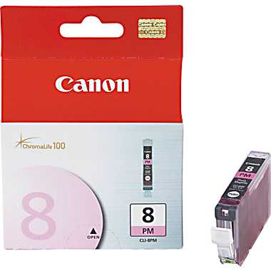 Canon CLI-8PM Photo Magenta Ink Cartridge