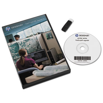 HP CQ745B Designjet PostScript PDF Upgrade Kit