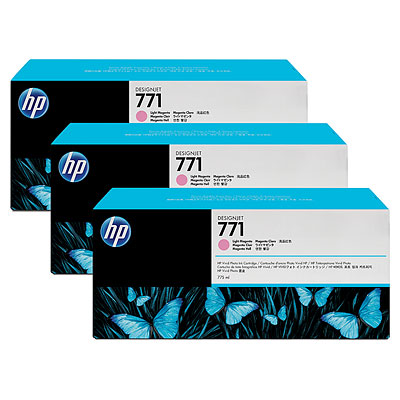 HP CR252A Magenta Ink Cartridge Multipack