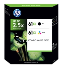 HP CR258BN Combo Pack