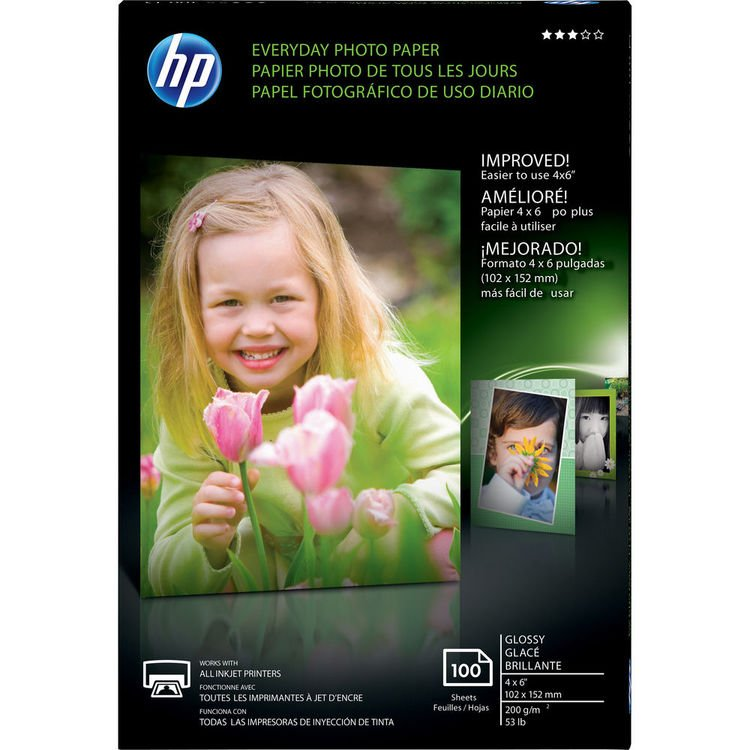 HP CR759A Everyday Photo Paper
