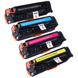 Compatible Canon 118 Toner Cartridge Set