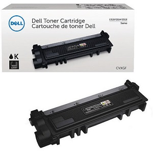 Dell CVXGF Black Toner Cartridge