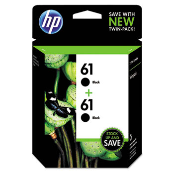 HP CZ073FN Black Ink Cartridge Twin Pack