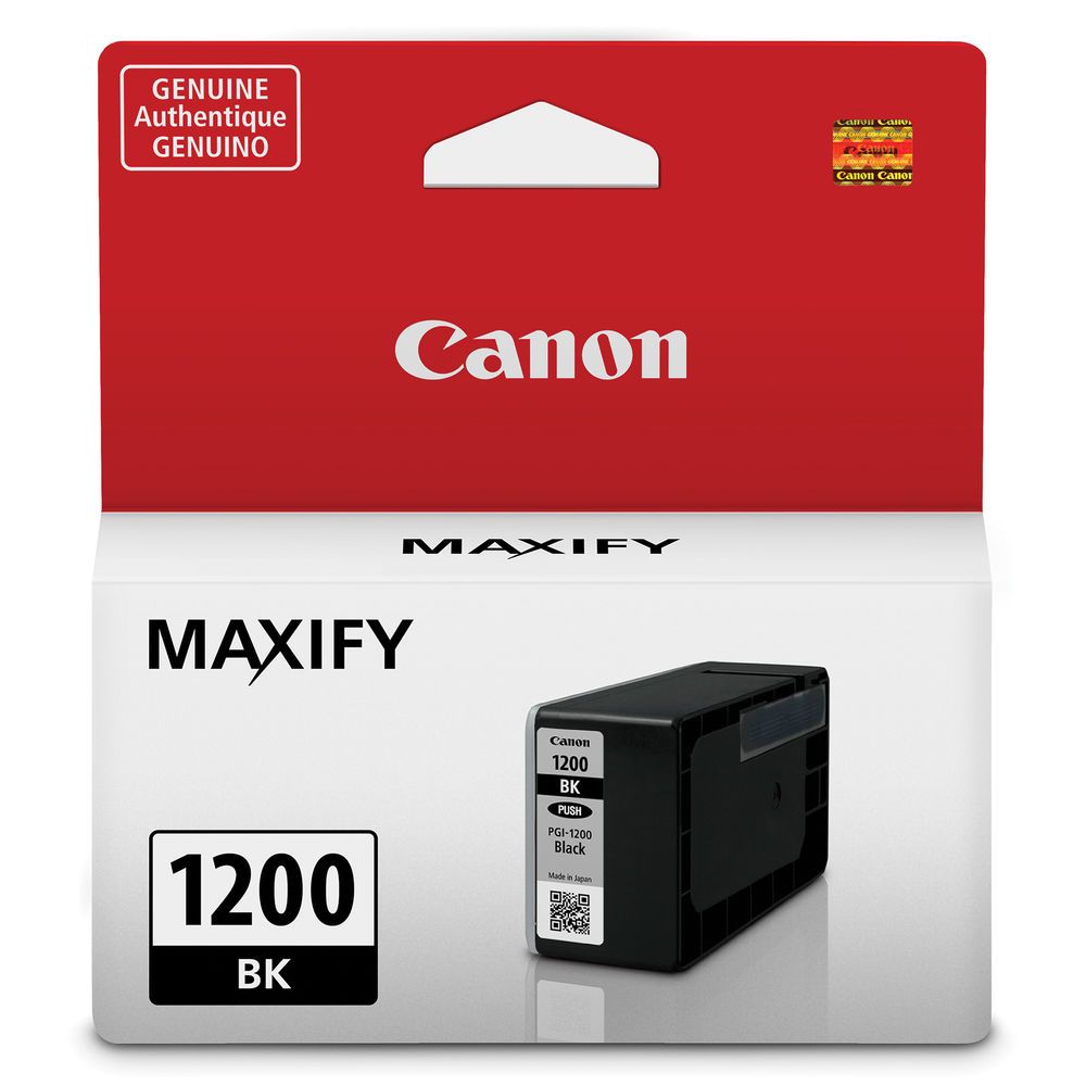 Canon PGI-1200 Black Ink Cartridge