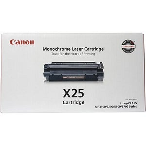 Canon X25 Black Toner Cartridge