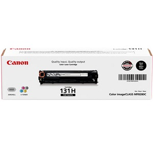 Canon 131H Black Toner Cartridge