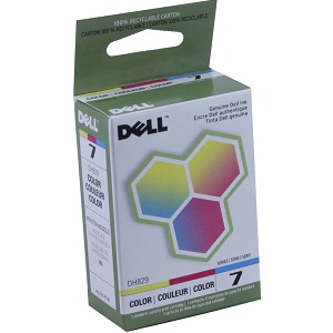 Dell DH829 Color Ink Cartridge